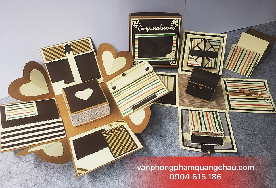 Love box 2 lớp 12x12 cm_LB05