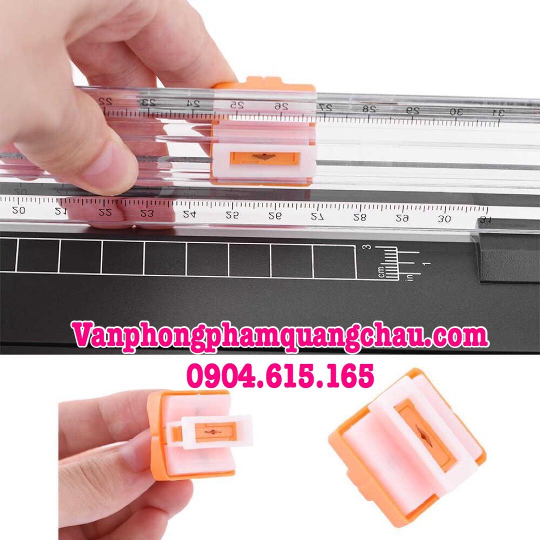 Lưỡi dao thay thế dùng cho bàn trượt cắt giấy - Hàng loại tốt (01 chiếc)
