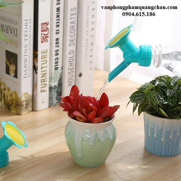 Vòi tưới hoa thông minh