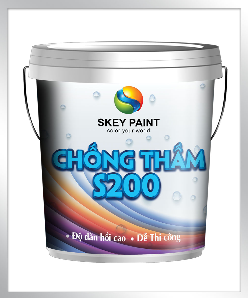 Chống Thấm cao cấp <br>S200