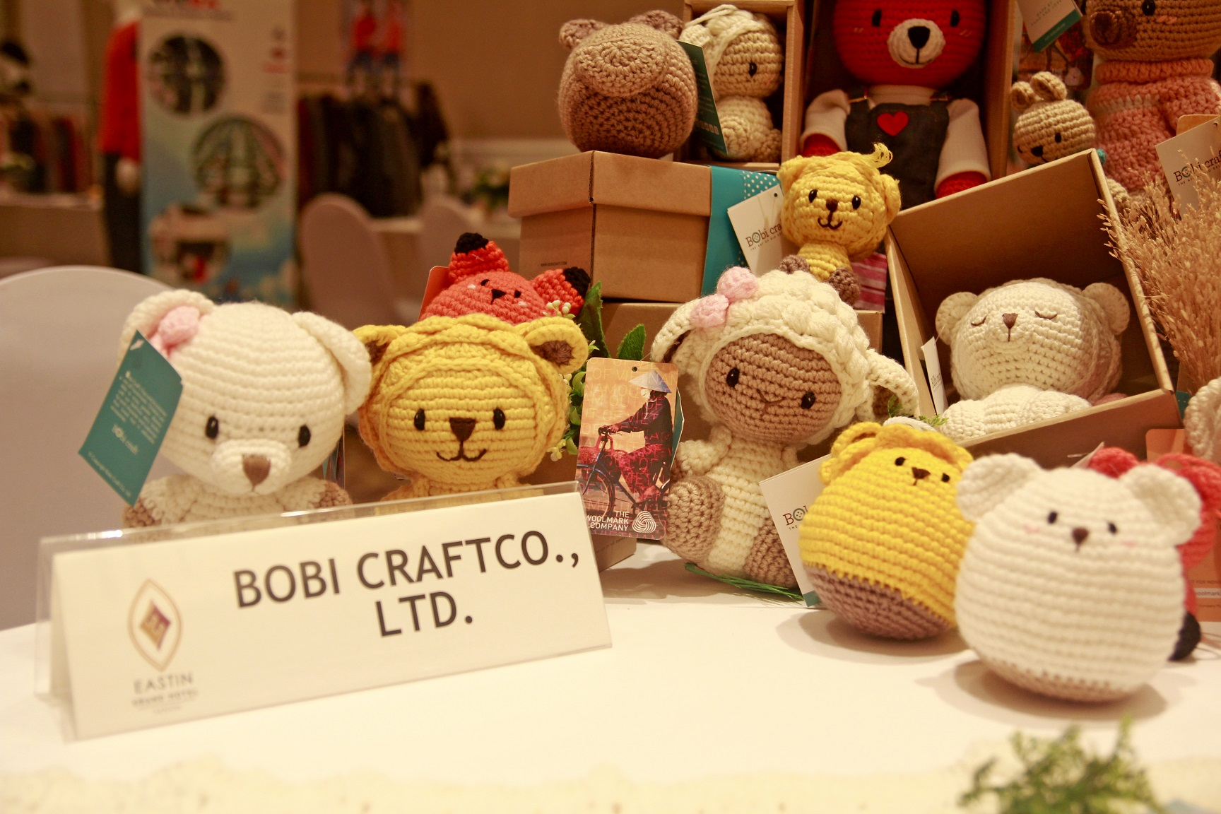 ABOUT THE ACTIVITIES OF BOBI CRAFT AT THE EXHIBITION (NATIONAL AND INTERNATIONAL)