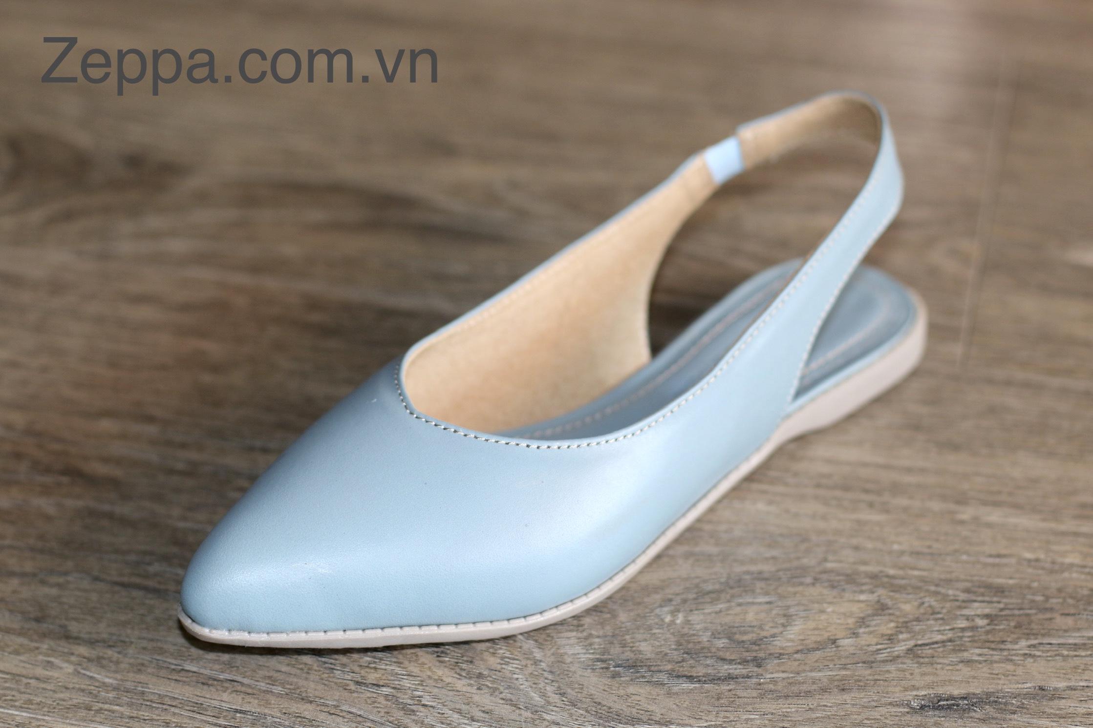 Giày Da Bò Nữ MS: GXO2