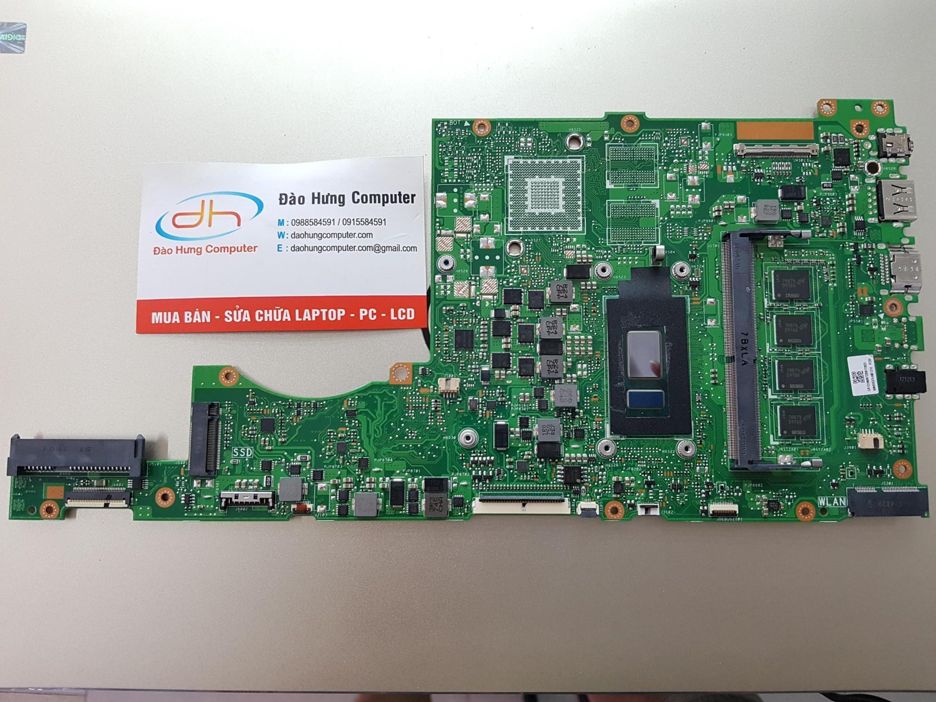 mainboard-asus-s411ua-x411uacore-i5-8250u