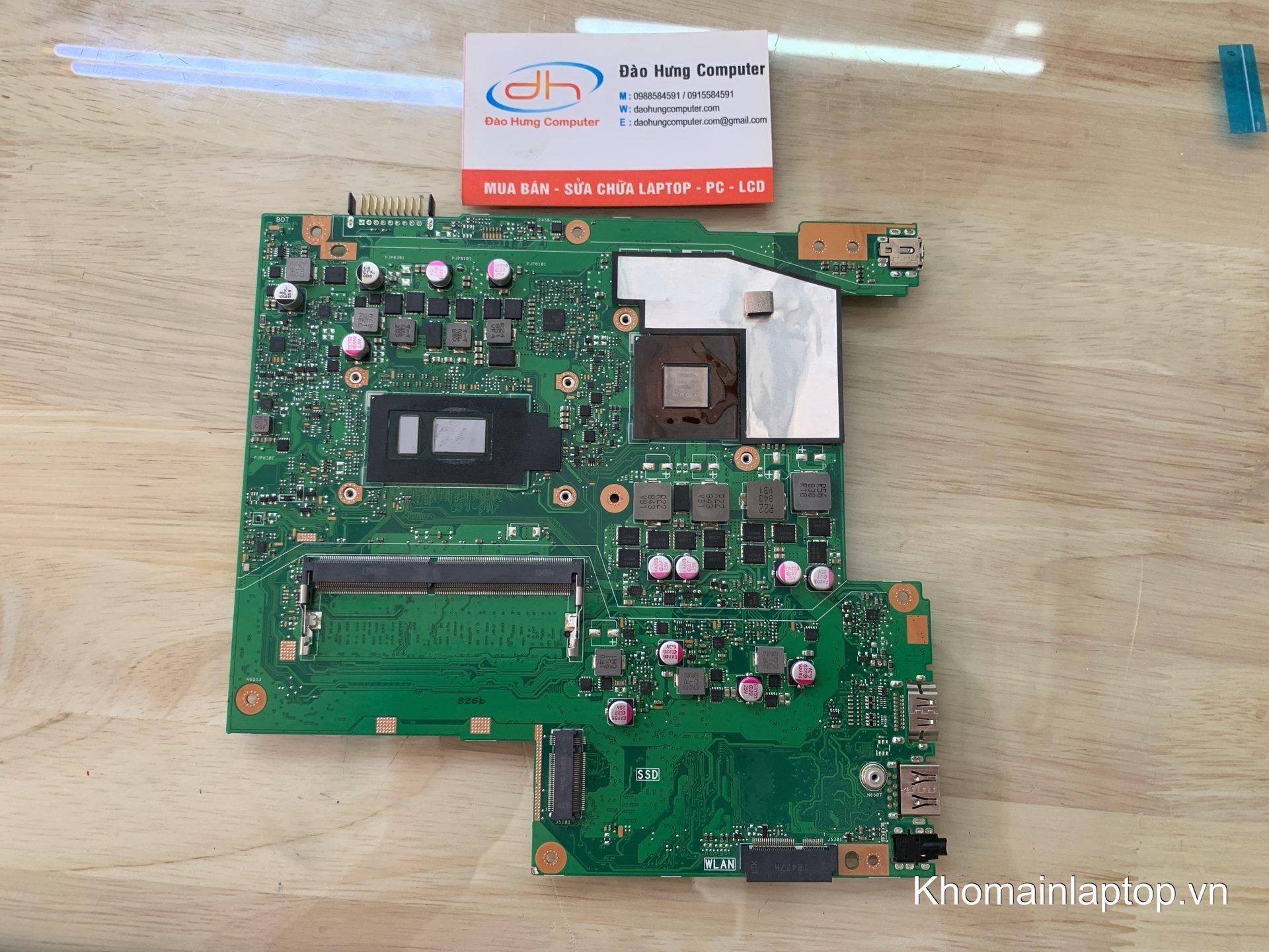 mainboard-asus-x560ud-core-i5-8250u