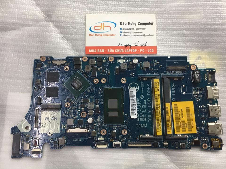Main Dell Vostro 5568 i5 7200u Mã main BKD40 LA-D821P New Chính Hãng