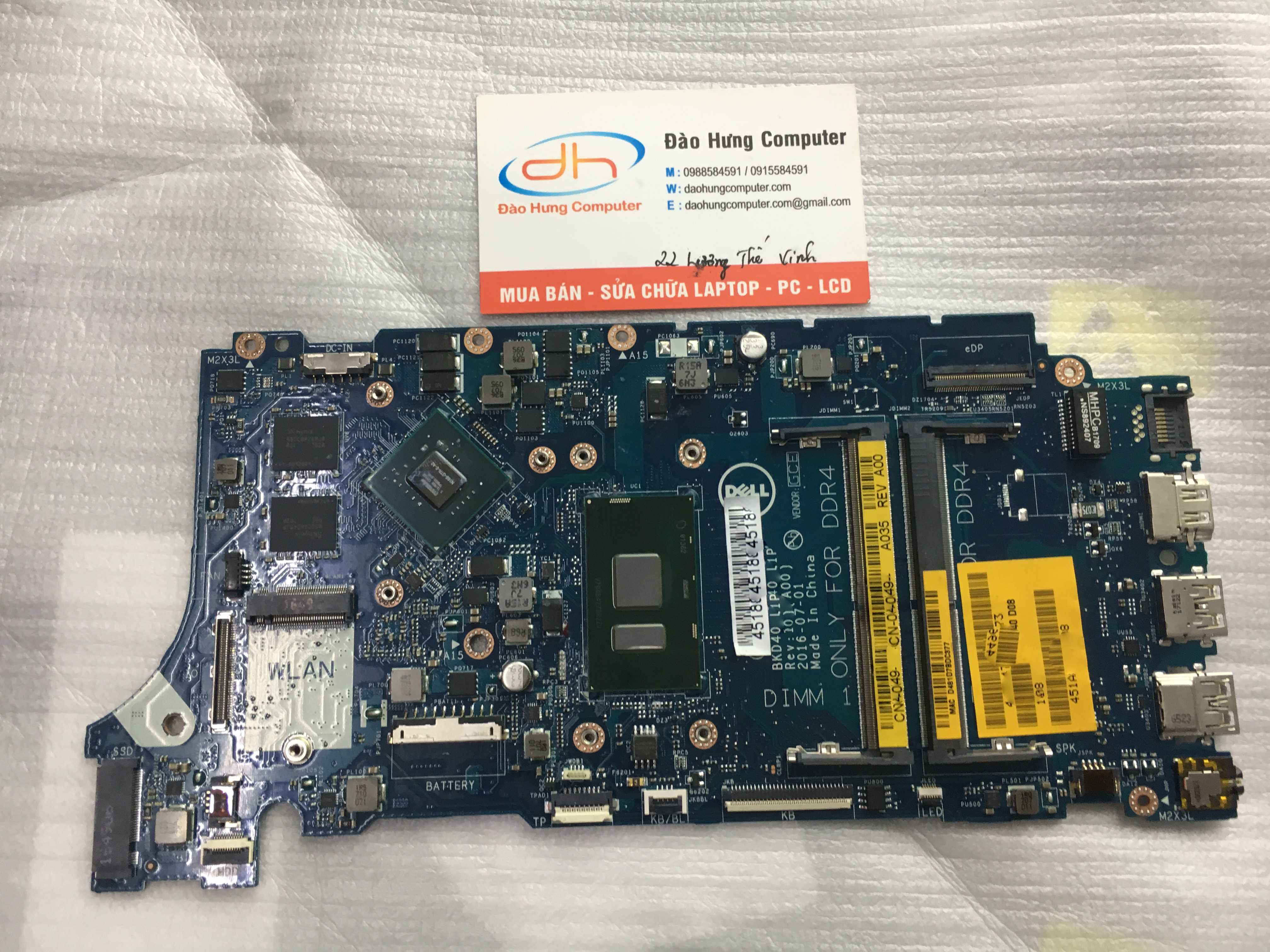 main-dell-vostro-5468-5568-i5-7200u-ma-main-bkd40-la-d821p-new-chinh-hang