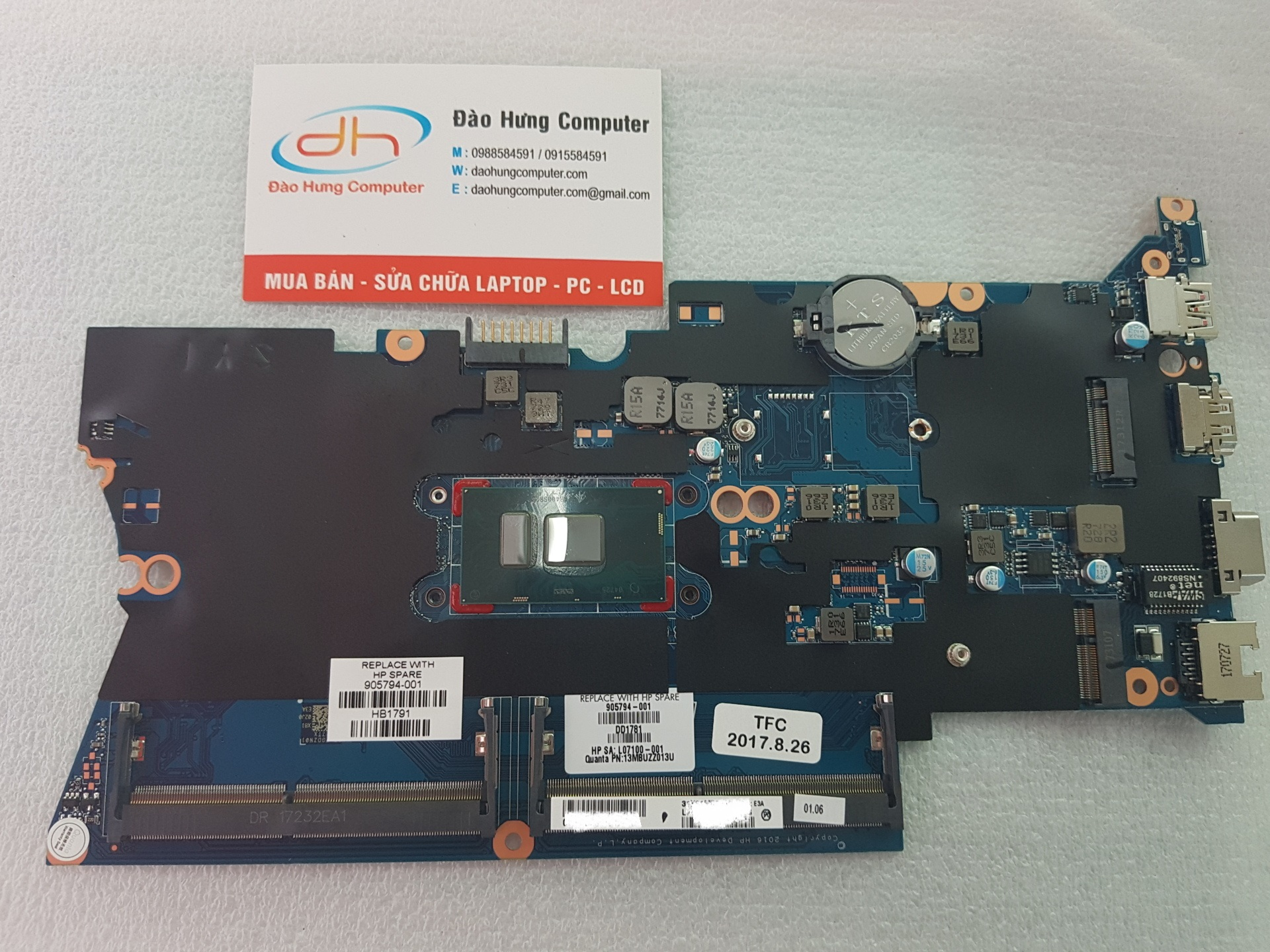 Main Hp Probook 440 G4 NEW Keng