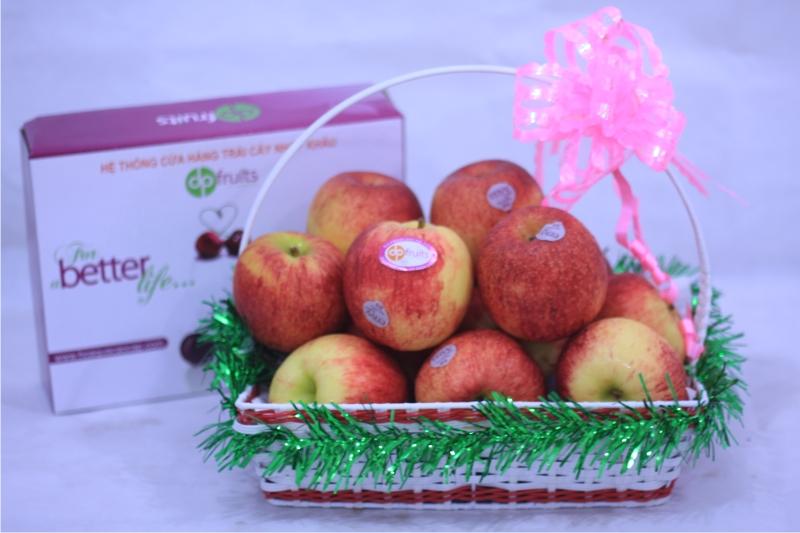 Giỏ quà trái cây nhập khẩu DPF2