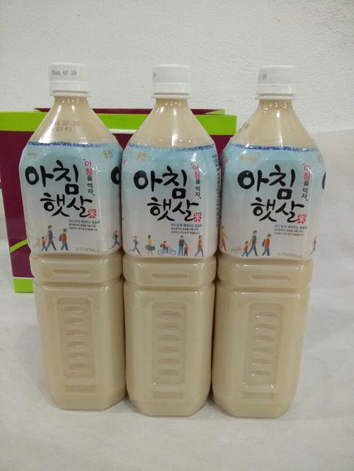 Nước Gạo Hàn Quốc 0.5l