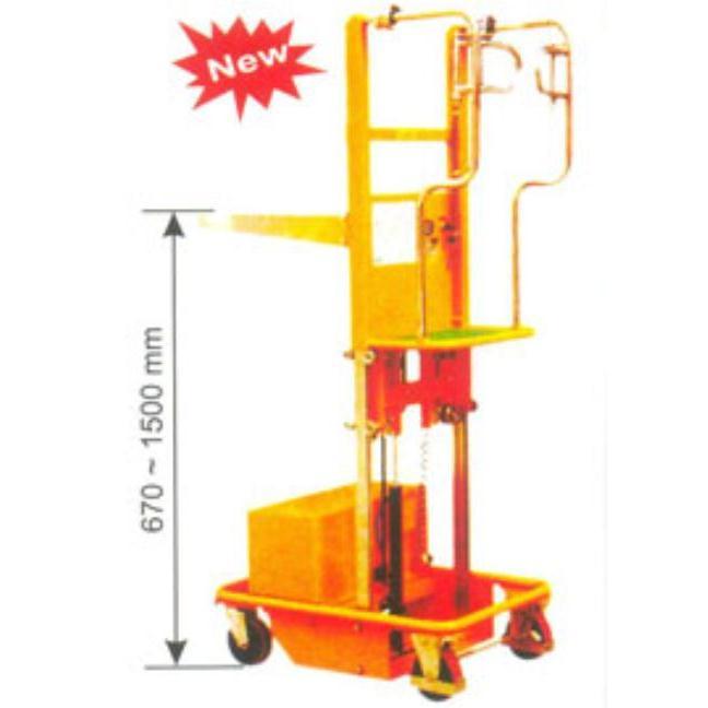 Thang nâng điện 200 kg cao 1.5 m