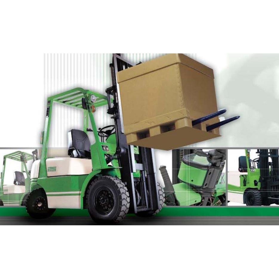 Xe nâng động cơ Artison tải trọng 3500 Kg