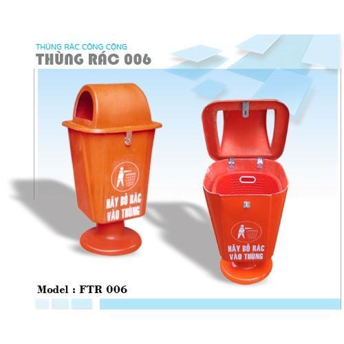 Thùng Rác FTR006