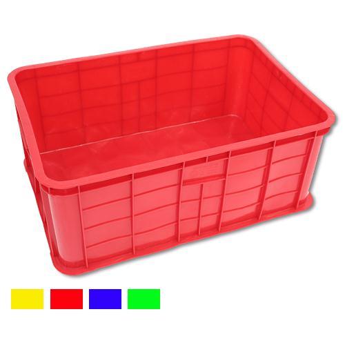 Thùng nhựa VN06-HK(KT: 610*420*390mm)