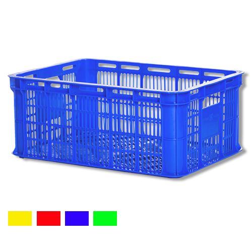 Thùng nhựa VN08-HL (KT: 610*420*250mm)