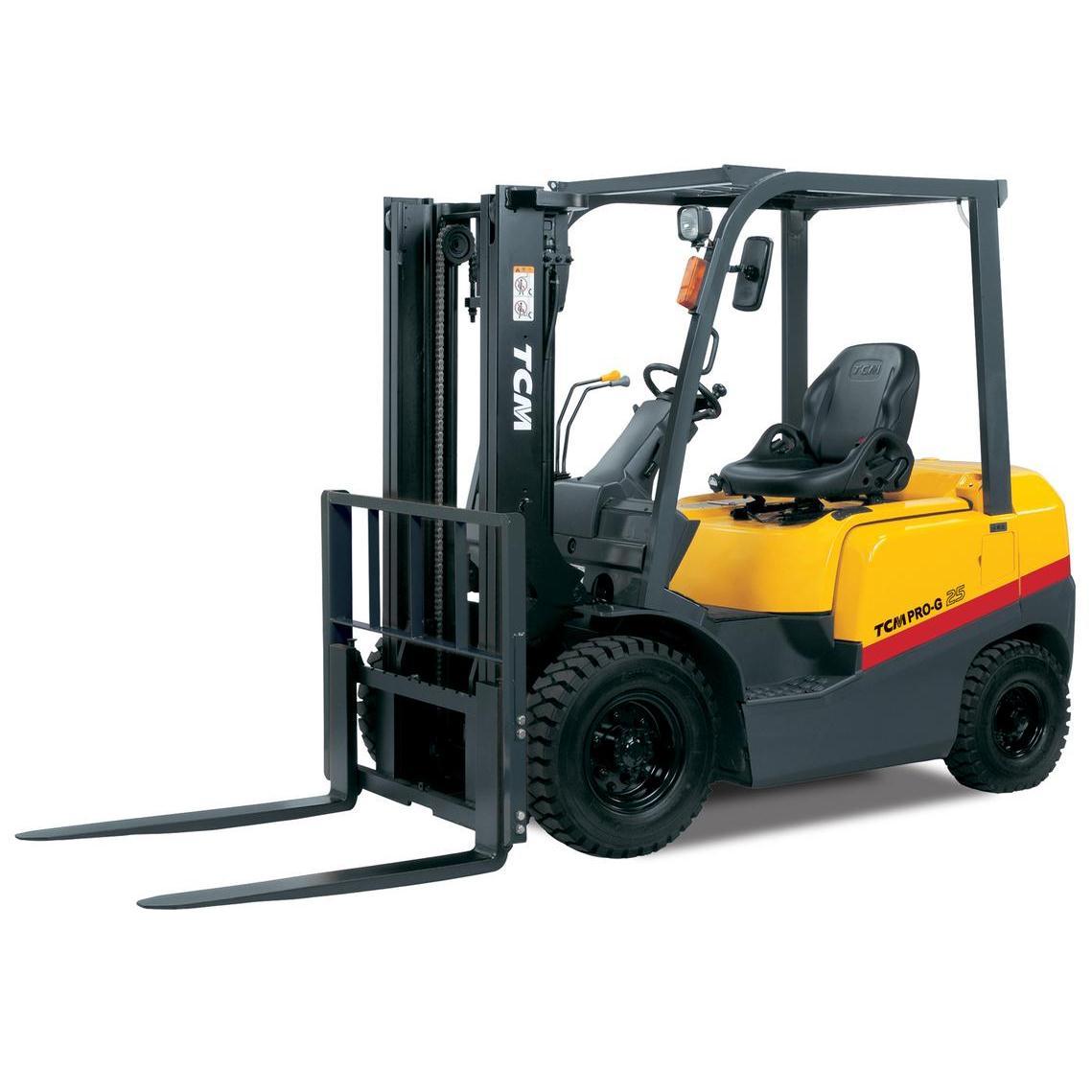 Xe nâng dầu TCM FD30T4 tải trọng nâng 3000kg