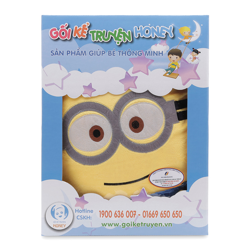 Gối Honey Minion