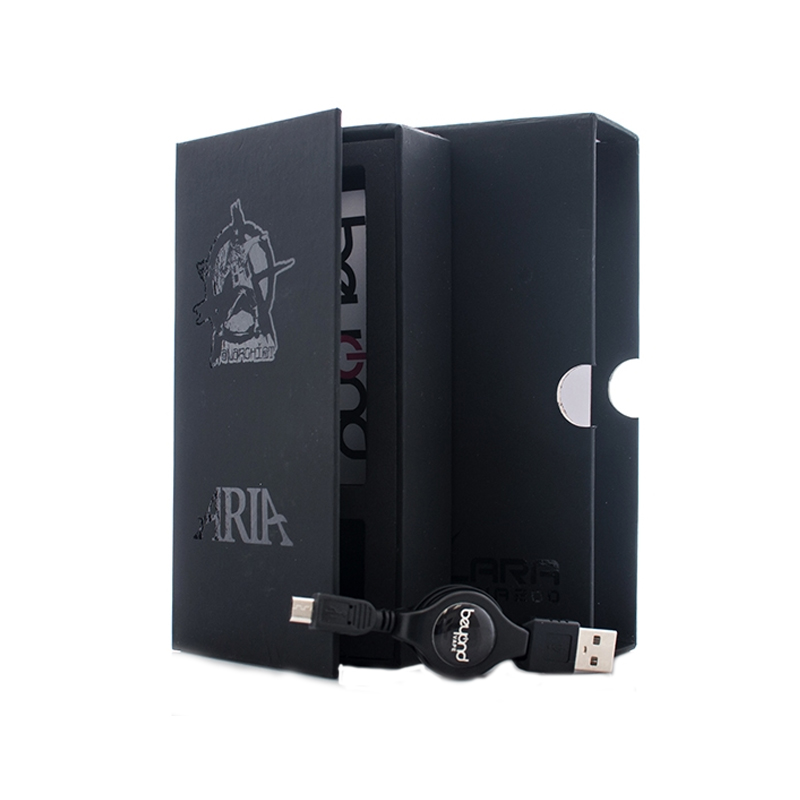 SOLARA DNA 200 BOX MOD by Aria