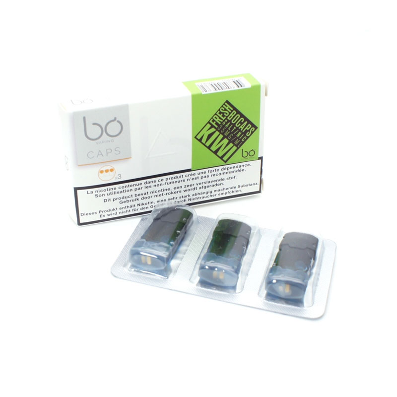 Bo/Vangu+ Cartridge Mixed Berries by Bo Vape