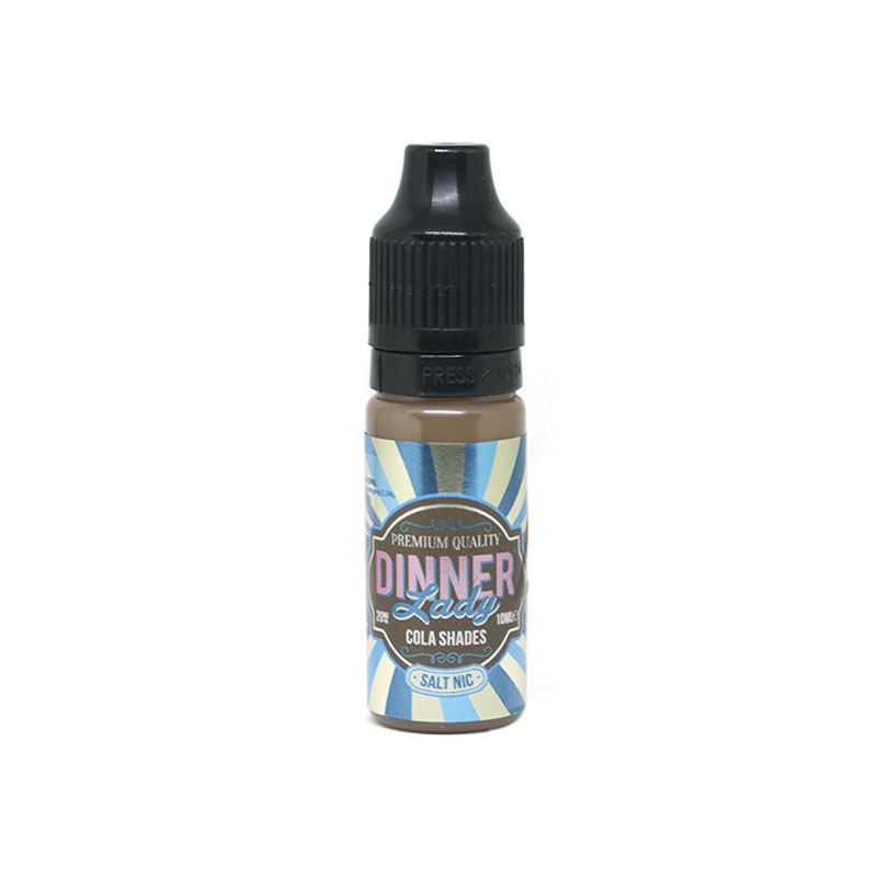 Cola Shade Salt Nic by Dinner Lady (10ml) (Cola chanh)