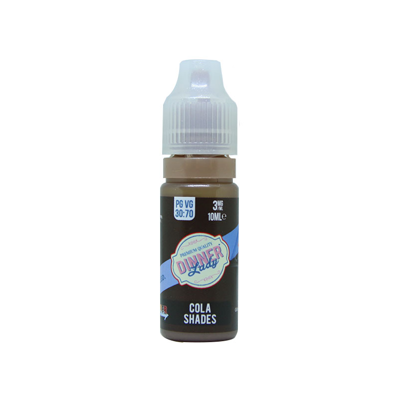 Cola Shades Multi Summer Holidays by Dinner Lady (10ml) (Cola chanh)