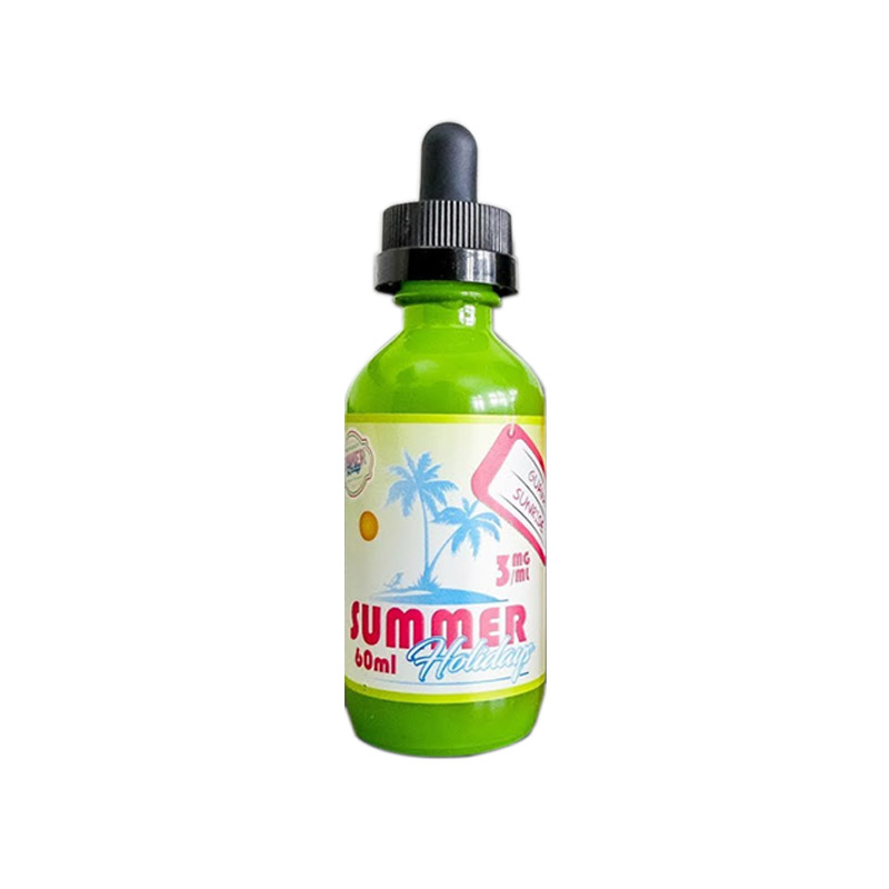 Guava Sunrise By Summer Holidays (60ml) (Kem ổi dứa)