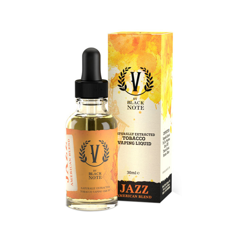 Jazz by Black Note (30ml) (Thuốc lá ngọt)