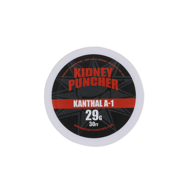 Kanthal A1 30ft by Kidney Puncher