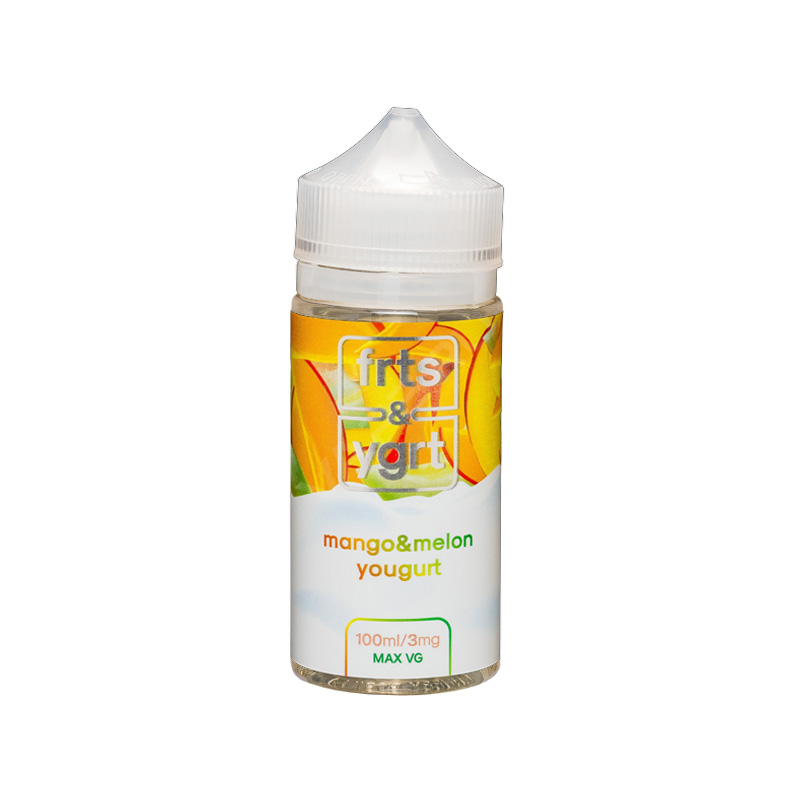 Mango&Melon Yogurt by FRTS&YGRT (60 ml)