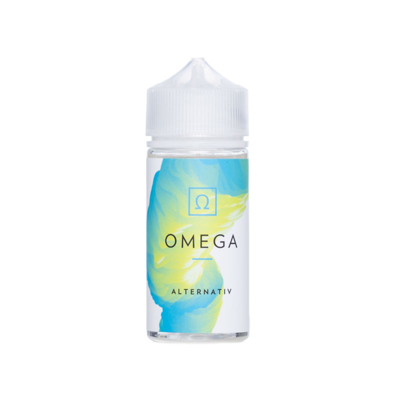 Omega by Alternative (100ml) (Nước chanh dứa)