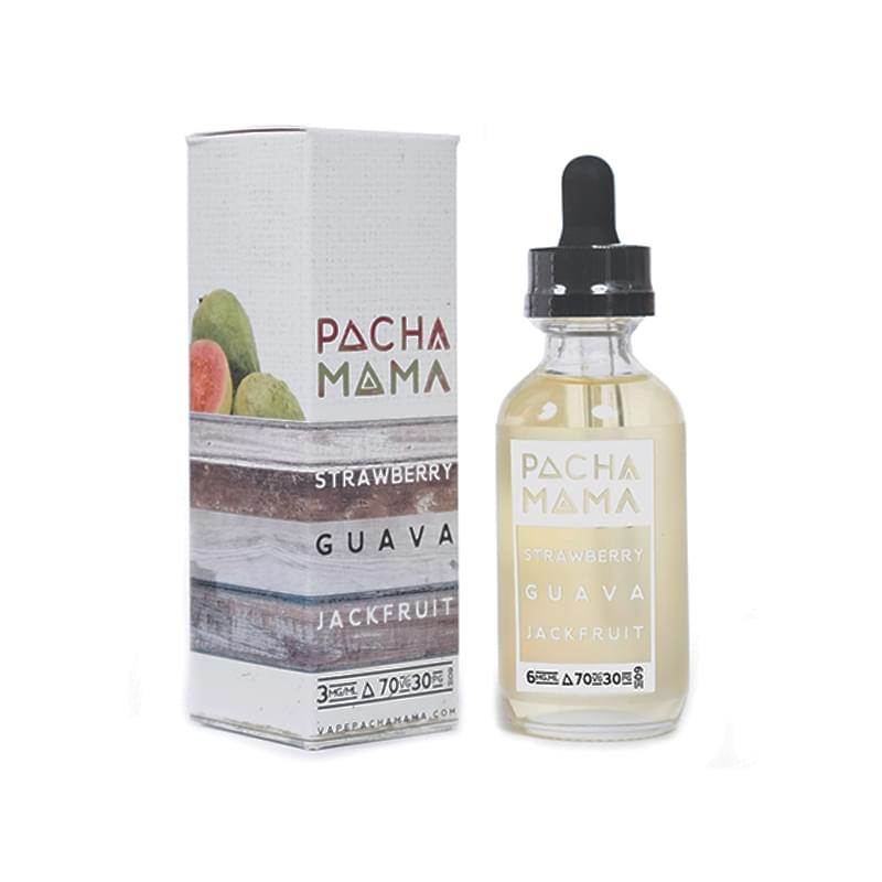 Pachamama Strawberry Guava Jackfruit(60 ml)