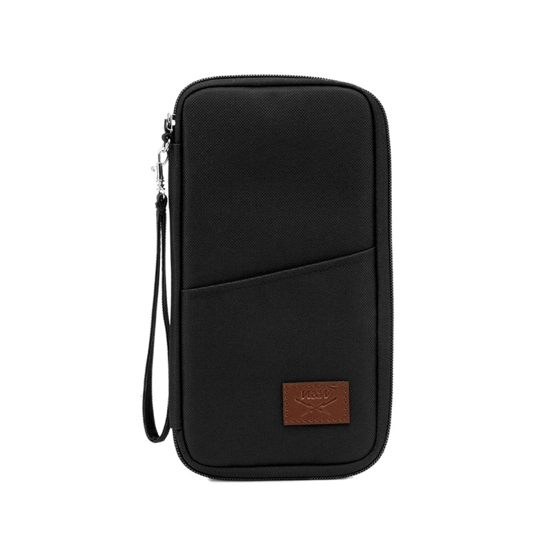 Passport holder by Wick and Wire