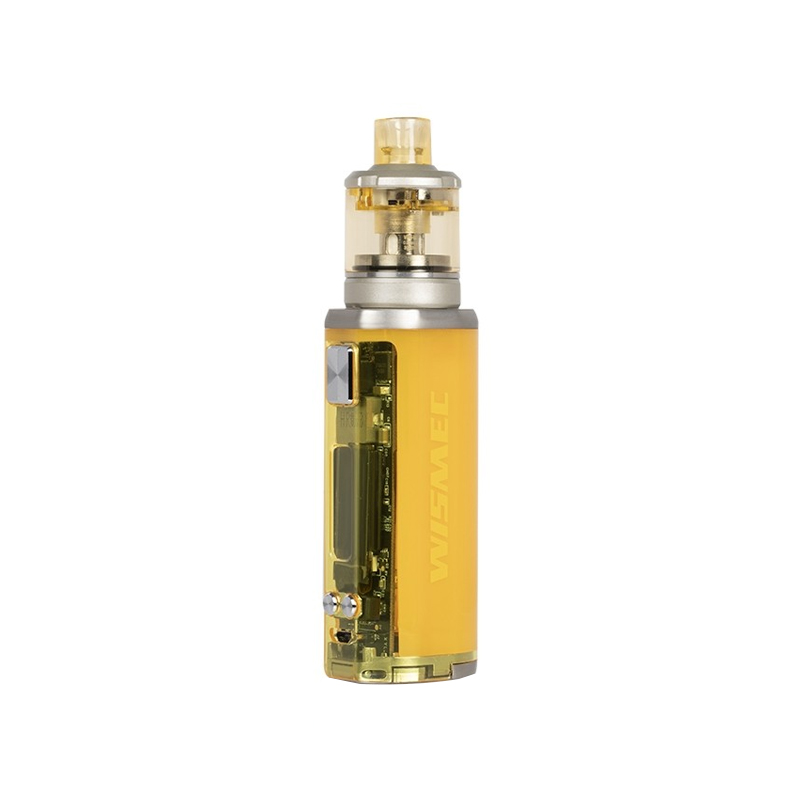 Sinuous V80 Starter Kit by Wismec