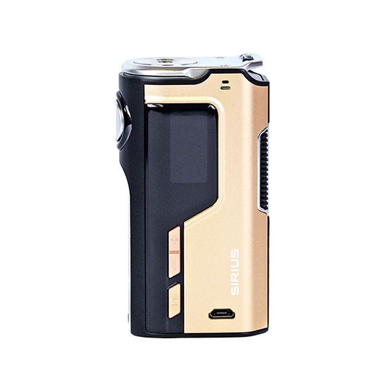 Sirius Box Mod by Modefined
