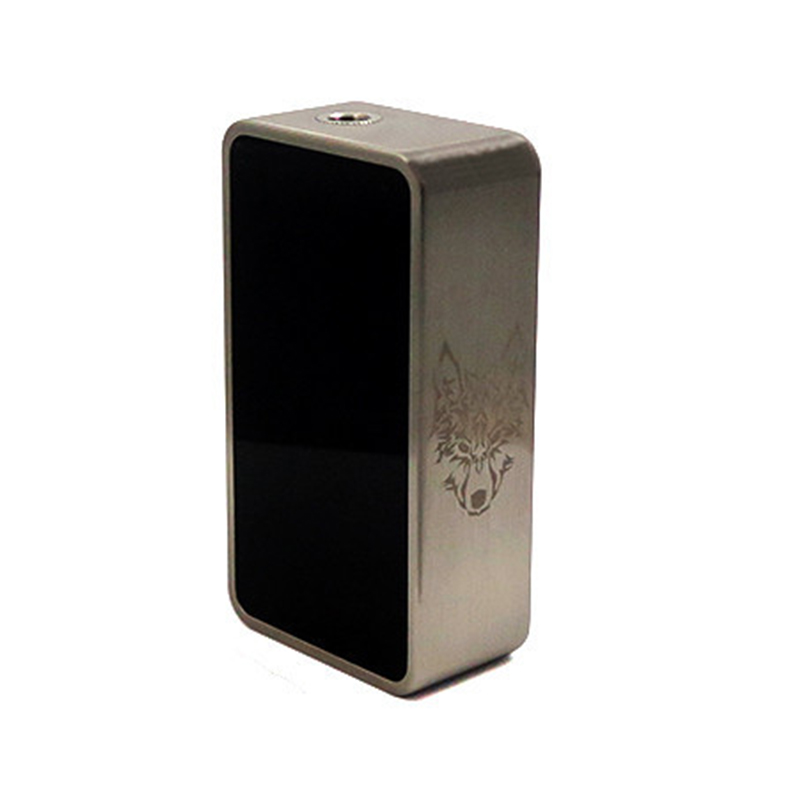 SnowWolf Mini 75W TC Box Mod by Asmodus