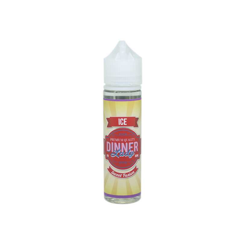 Sweet Fusion Ice by Dinner lady (60 ml) (Kẹo Jellybean hoa quả lạnh)