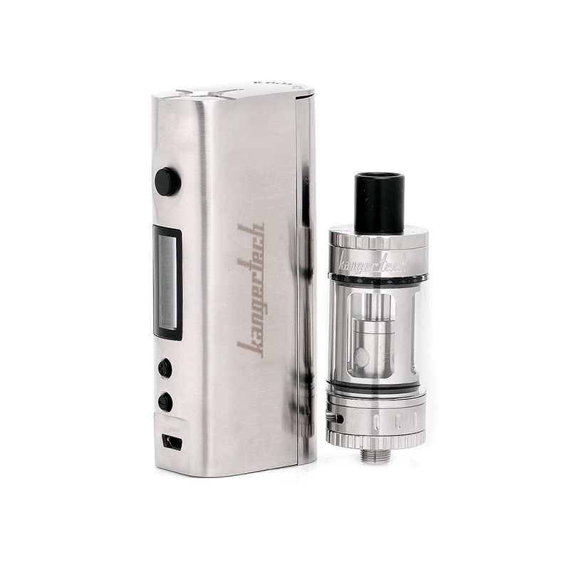 TOPBOX Mini 75W TC Starter Kit Platinum by Kangertech