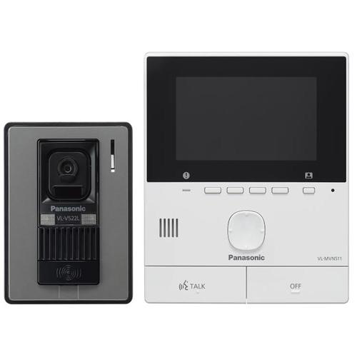 Trọn Bộ Chuông Hình   Panasonic VL-SVN511VN