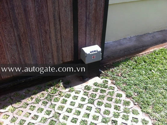 Cổng Tự Động Lùa FAAC 844ER