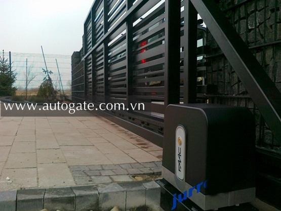 Cổng Tự Động Lùa FAAC C721 800Kg
