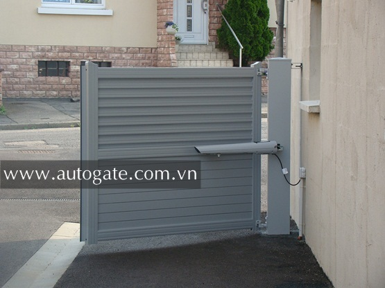 Cổng Tự Động Tay Đòn FAAC S418 300Kg