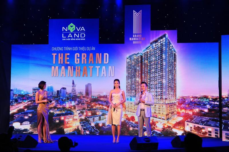Lễ ra mắt dự án The Grand Mahattan Quận 1 - Tp.HCM