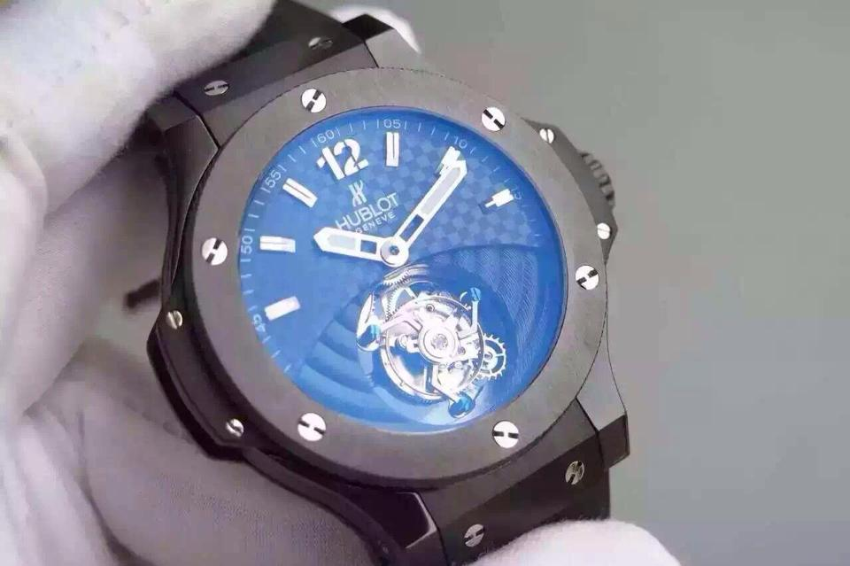 Đồng hồ Hublot Big Bang Tourbillon Men's Watch