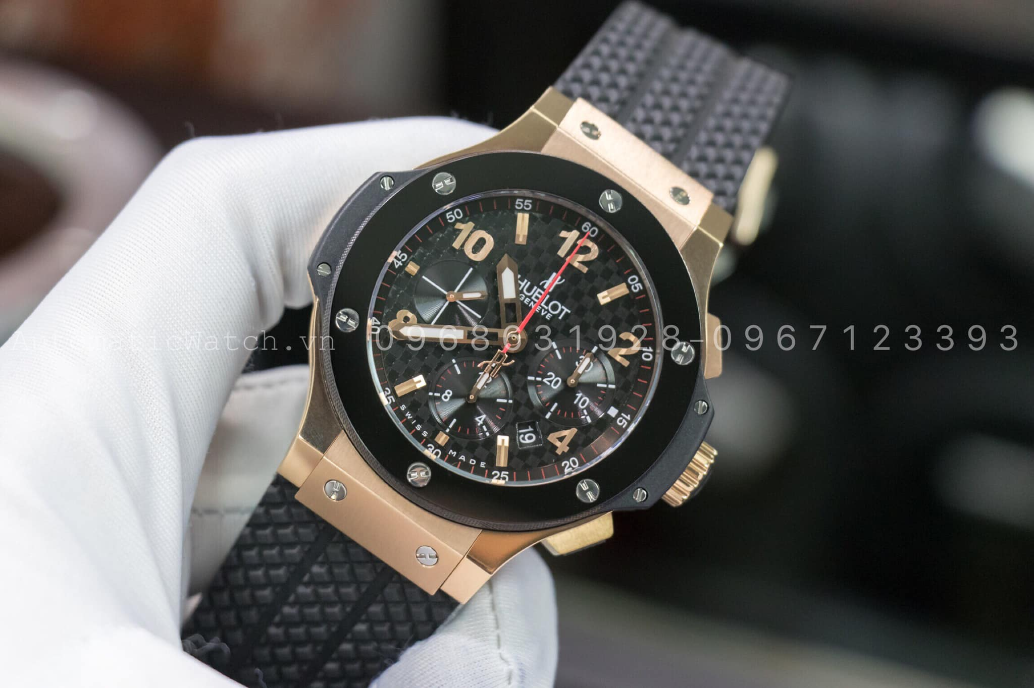 Đồng hồ Hublot Replica Big Bang Automatic size 44mm