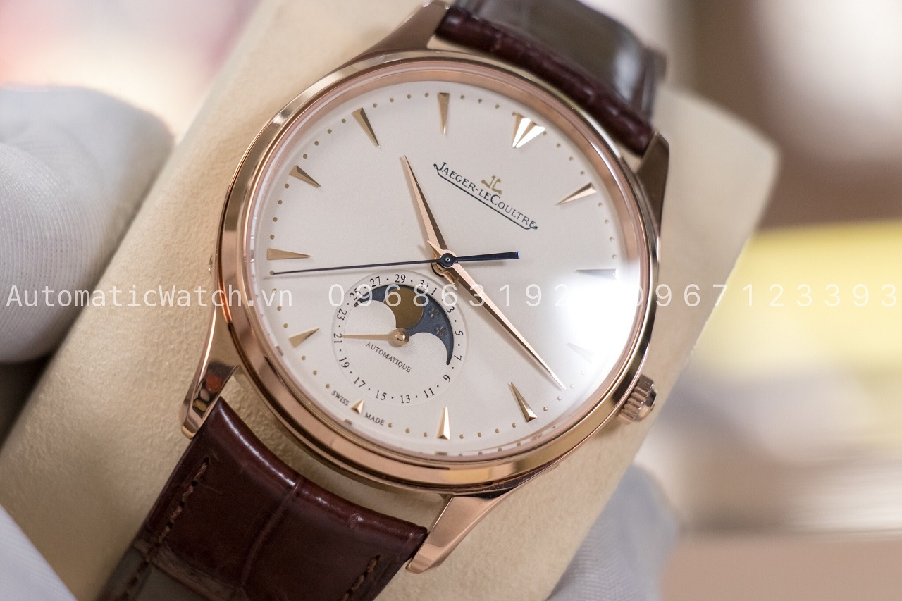 Đồng Hồ Jaeger Lecoultre Master Ultra Thin Moon