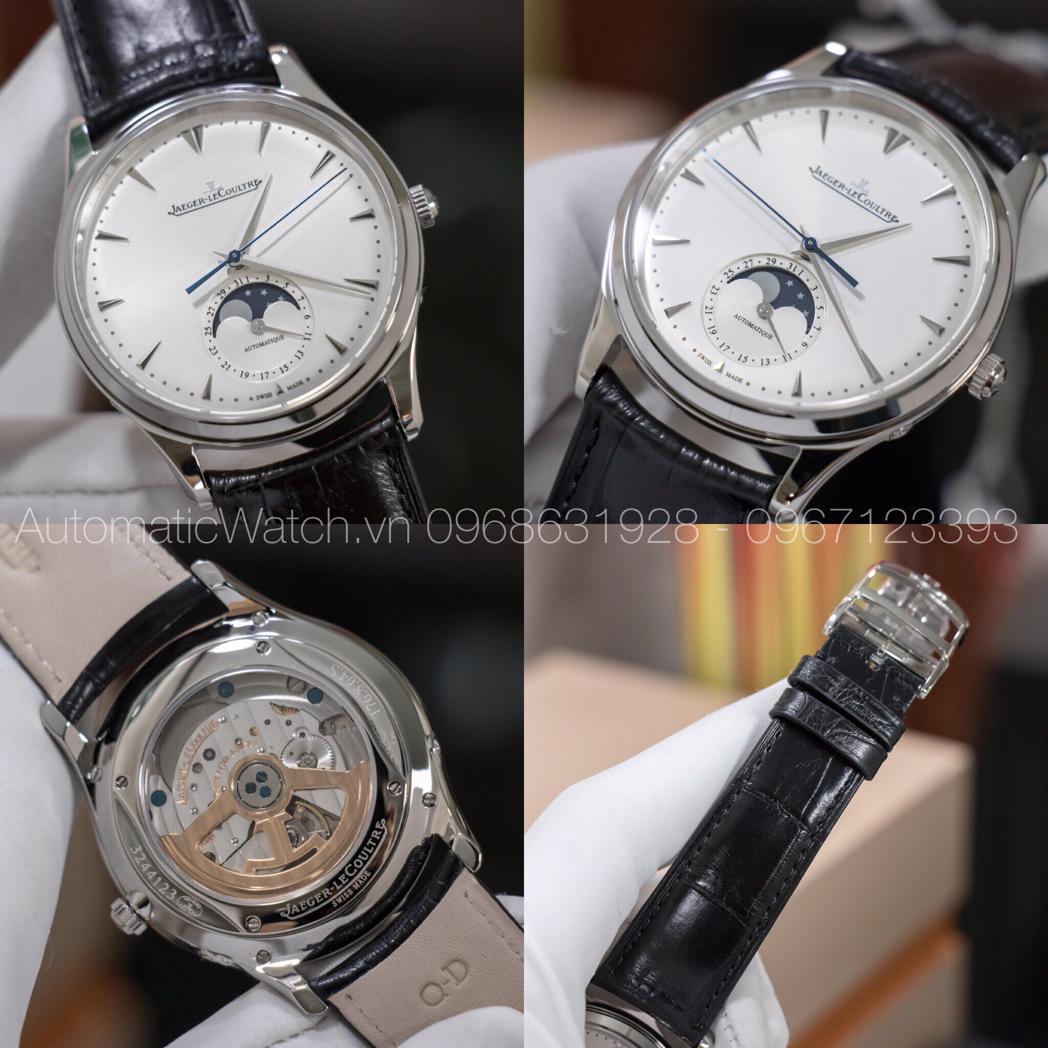 Jaeger-LeCoultre Master Ultra-Thin Moon