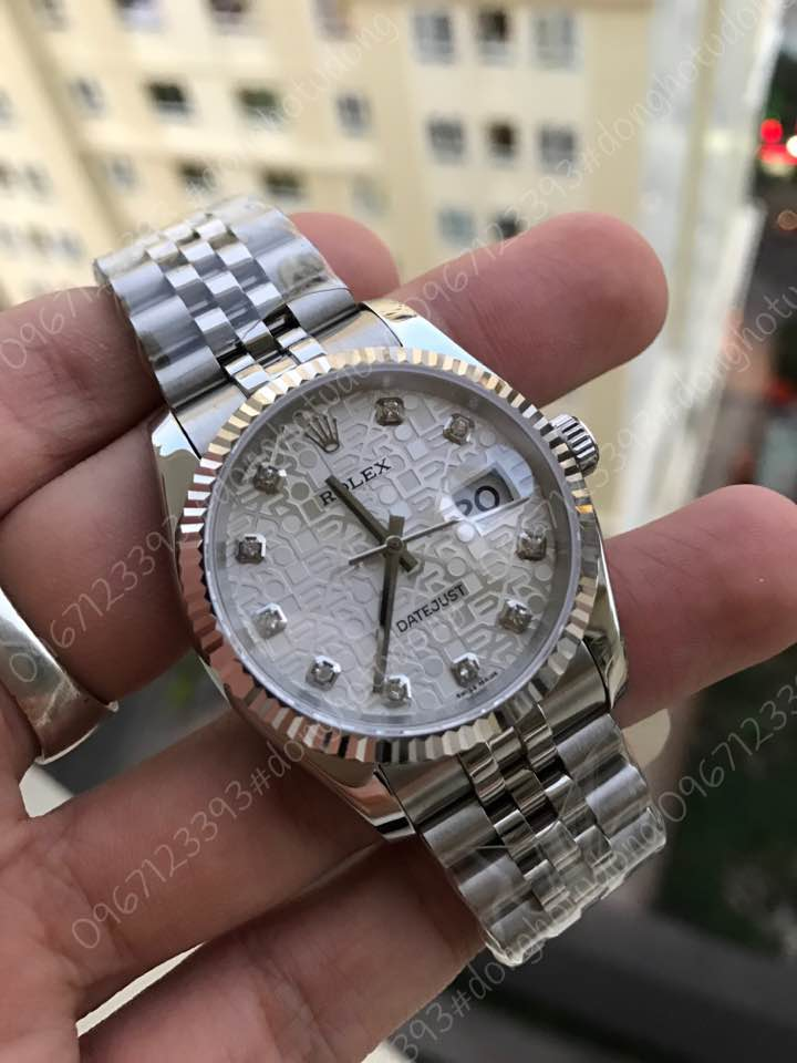 Đồng hồ ROLEX Datejust 36mm Stainless Steel 116234