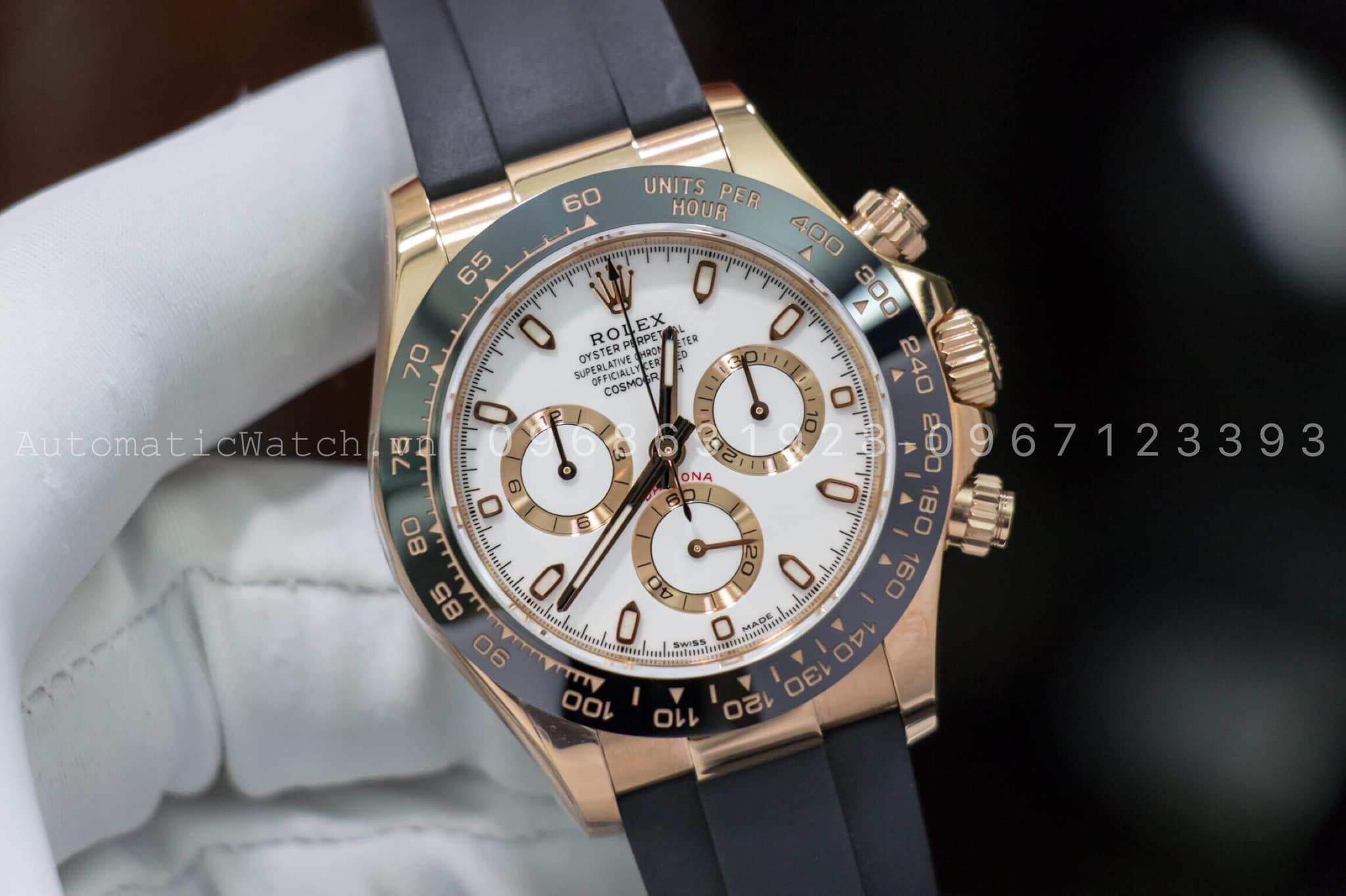 Đồng hồ ROLEX Daytona 116515 REPLICA