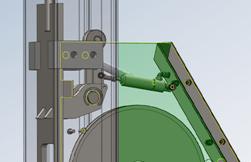 ổ khóa cầu nâng 4 trụ HDS 14