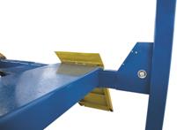 Tấm chống trượt cầu nâng 4 trụ Bendpak