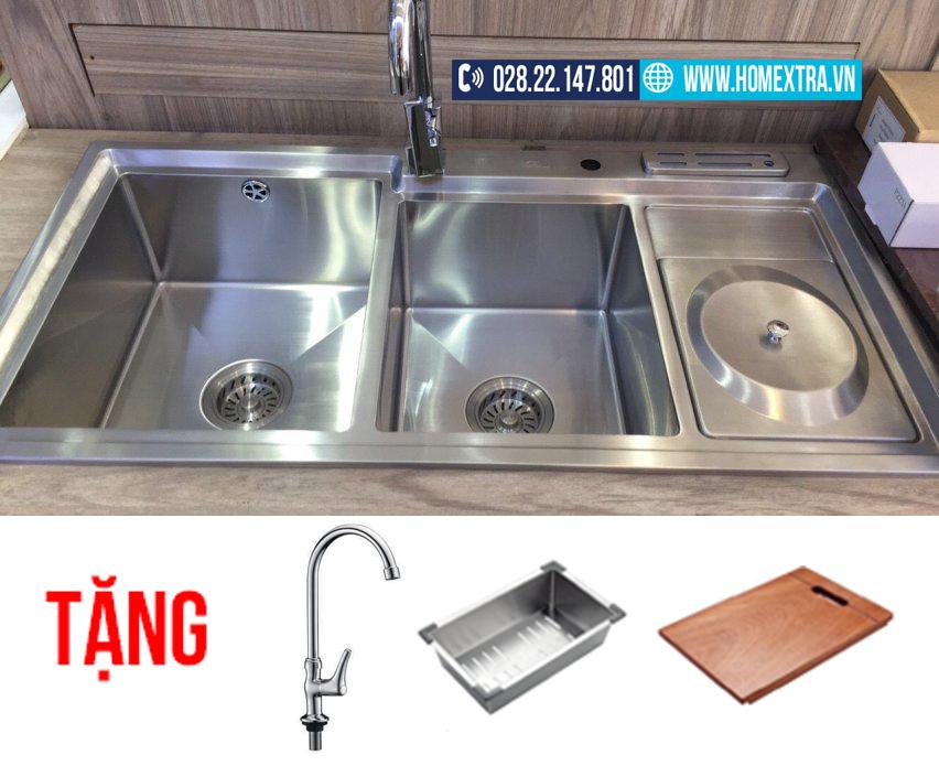 Chậu rửa chén Inox 304 Prolax PRCC-2923
